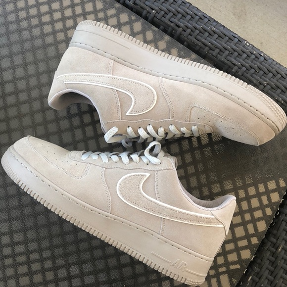 "sale usa online get online free shipping Air Force 1 '07 LV8 Suede Low ""Moon Particle"""